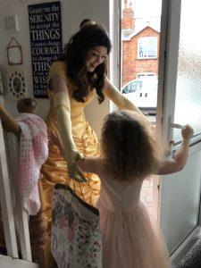 Princess Belle for Hire Derby