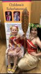 Moana Impersonator Radcliffe-on-Trent