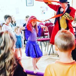 Barnum Entertainer Nottingham