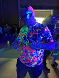 Neon glow party Derby