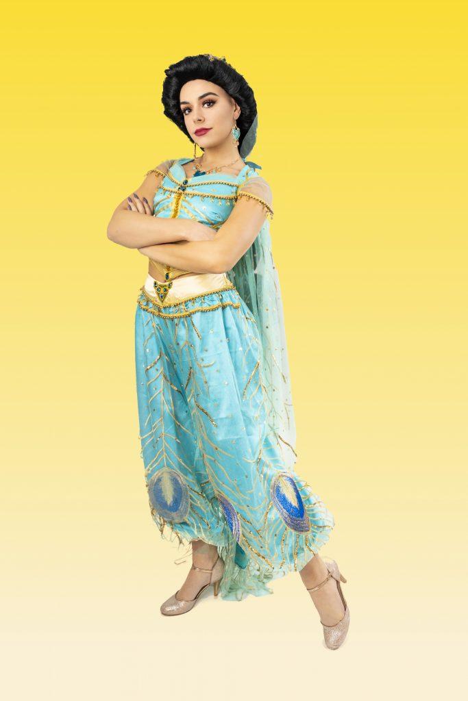 Princess Jasmine to Hire