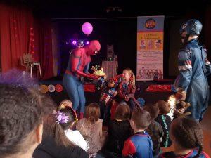 Superhero Parties Derby