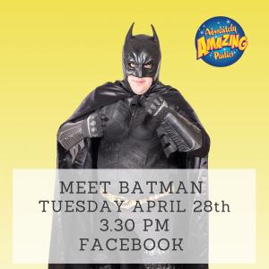 Batman Live on Facebook