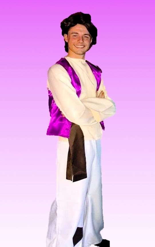 Aladdin Party Entertainer