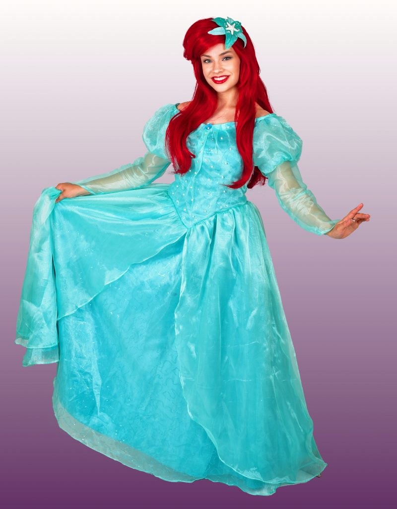 Ariel Walkabout Character