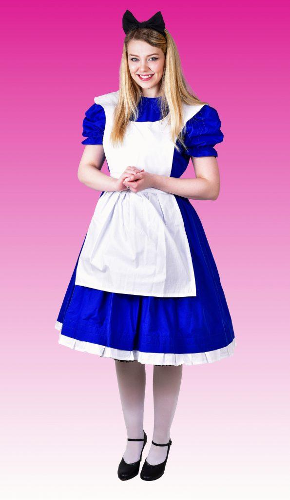 Alice in Wonderland entertainer