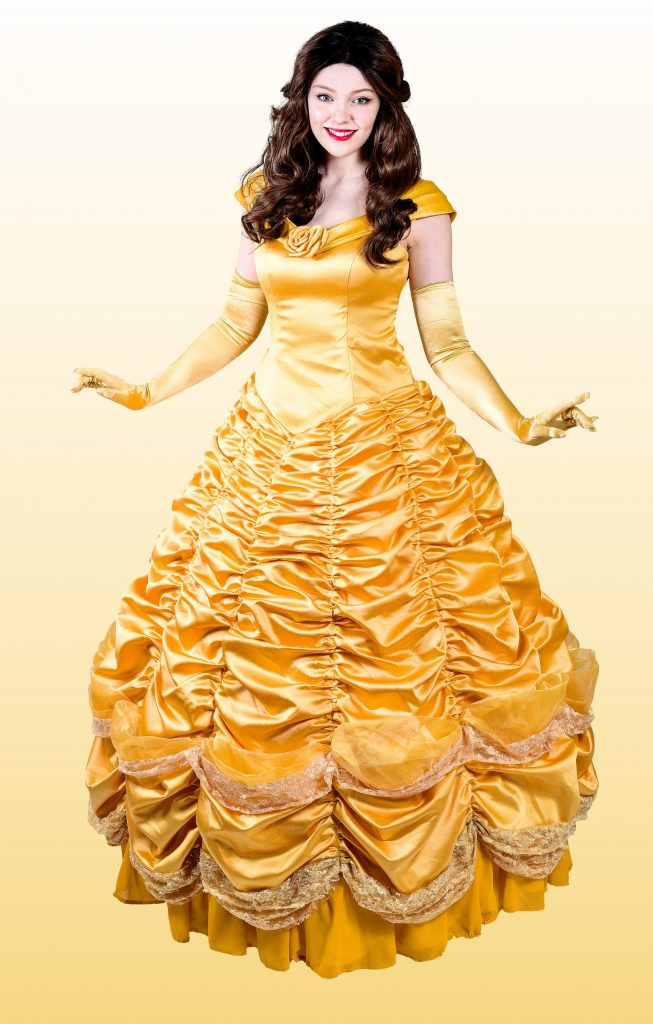 Belle Character Hire