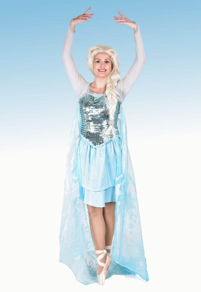 Ballerina Elsa