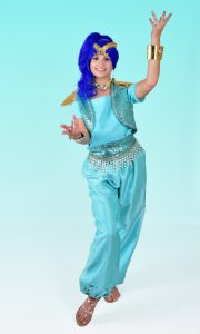 Shimmer and Shine Character Hire