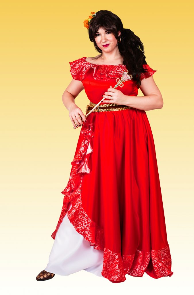 Elena of Avalor Party Entertainer