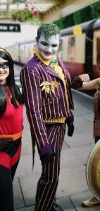 Joker Character Hire