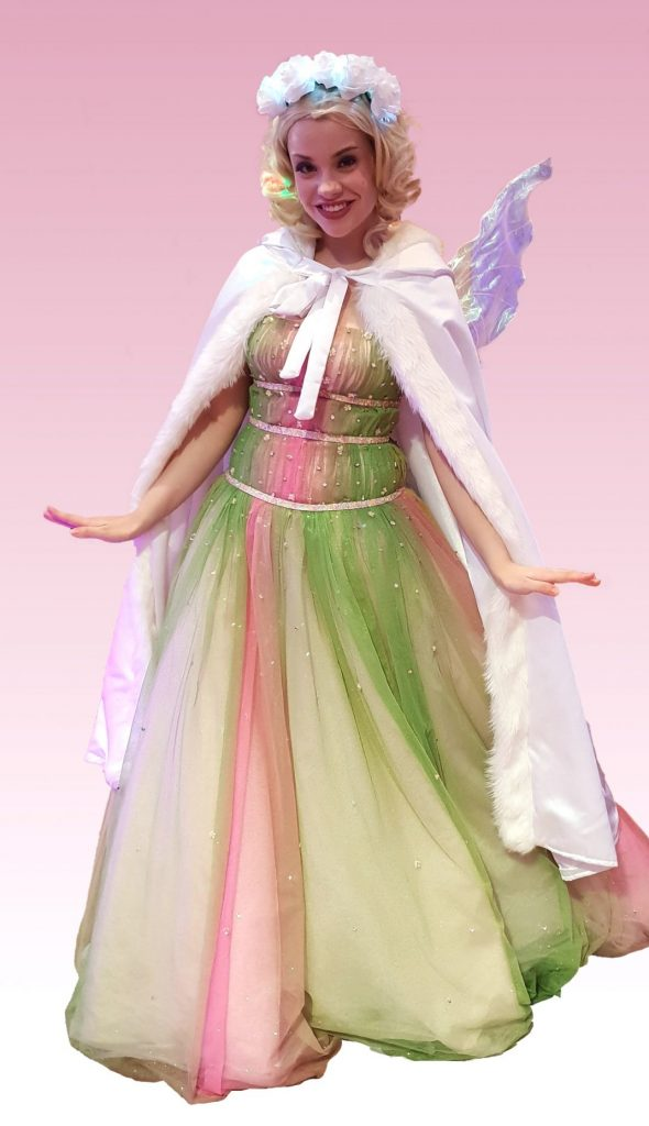 Sparkle Fairy Party Character