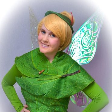 Planning a TinkerBell Themed Birthday Party