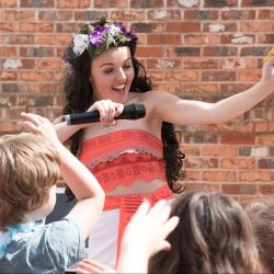 Moana Party Entertainer Derby