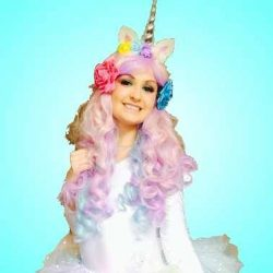 Unicorn Themed Parties Nottingham