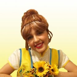 Anna Frozen Fever Party Entertainer