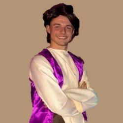 Aladdin Character Hire