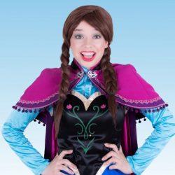 Anna Frozen 1 Part Entertainer