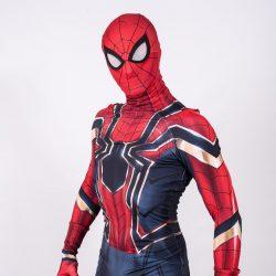 Spider Man Impersonator Nottingham