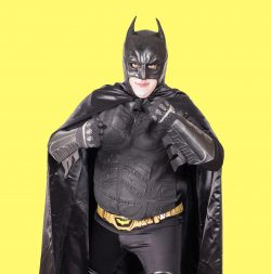 Batman Mascot Hire Nottingham