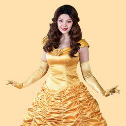 Belle Mascot Hire