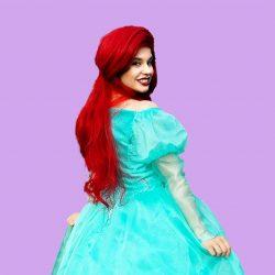 Ball Gown Ariel